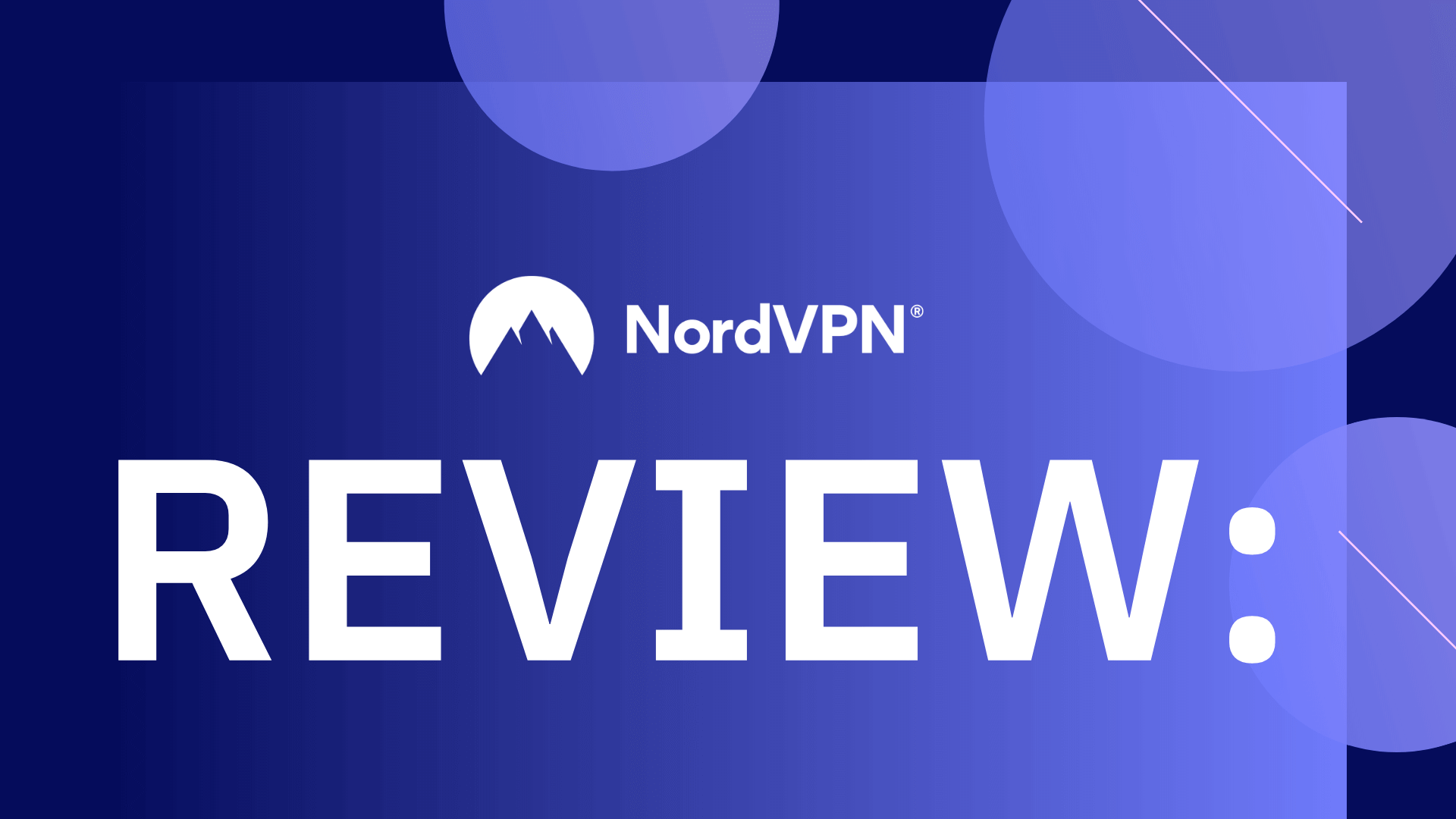 NordVPN Review On All Platforms [2019 Version] | VPN Coffee
