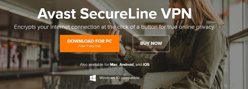 download avast secureline vpn