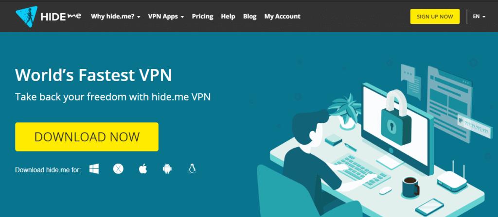 hideme free vpn