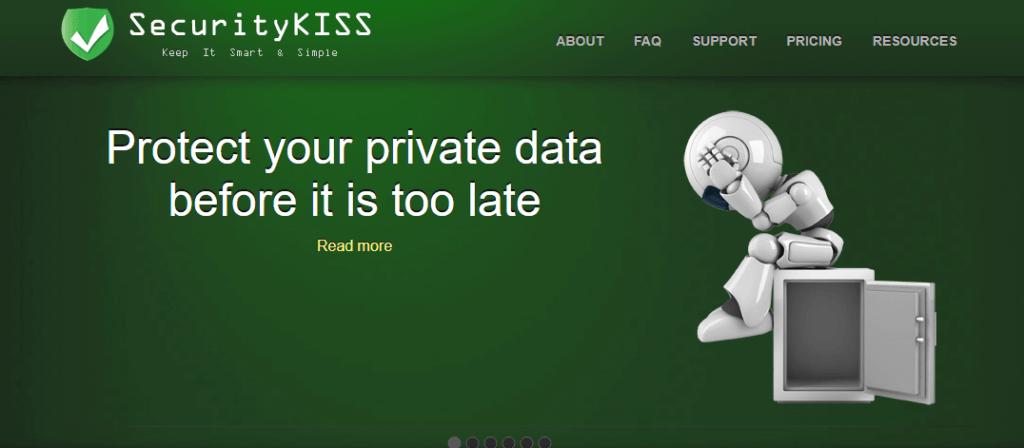 securitykiss free vpn
