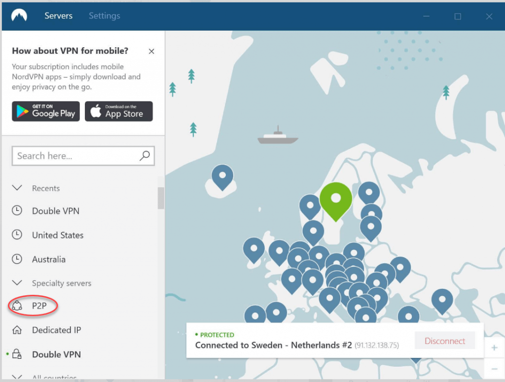 How to Use NordVPN for Torrenting in 2019 | VPN Coffee