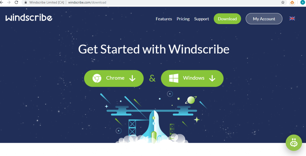 winscribe vpn download